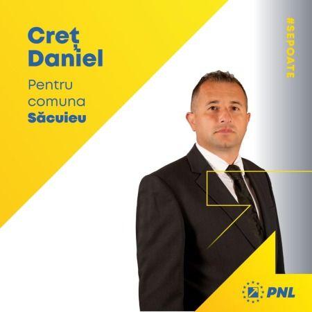 Daniel Cret